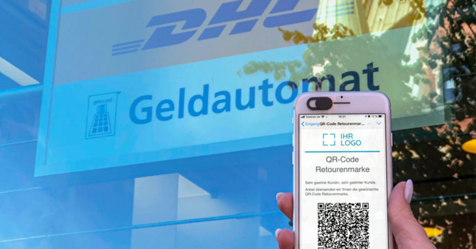 DHL QR-Code Retoure